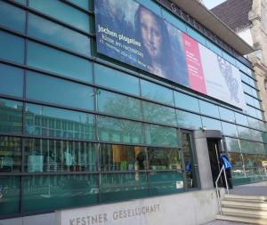 Vor fast 100 Jahren gegründet - die Kestner-Gesellschaft ist ein Kunstverein mit fast 4000 Mitgliedern.